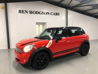2012 MINI COUNTRYMAN 1.6 COOPER D 5d 112 BHP £8995.00