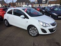 USED 2011 61 VAUXHALL CORSA 1.2 EXCITE 3d 83 BHP SERVICE HISTORY! LOW MILEAGE! 1 PREVIOUS OWNER!