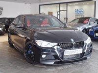 USED 2015 15 BMW 3 SERIES 3.0 330D M SPORT 4d 228 BHP M PERFROMANCE STYLING+SAT NAV