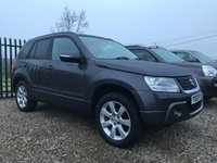 2010 SUZUKI GRAND VITARA 2.4 SZ5 AWD low miles very clean ready to go  £6595.00