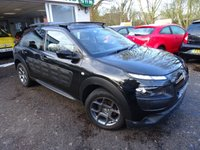USED 2015 65 CITROEN C4 CACTUS 1.6 BLUEHDI FEEL 5d 98 BHP Full Service History + Serviced by ourselves, One Owner, MOT until October 2019, Superb fuel economy! Diesel. ZERO Road Tax!