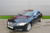 USED 2008 58 JAGUAR XF 2.7 PREMIUM LUXURY V6 4d AUTO 204 BHP ONE OWNER ** VERY LOW MILEAGE FINANCE ME TODAY-UK DELIVERY POSSIBLE