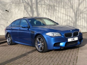 View our BMW M5