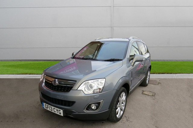 USED 2013 13 VAUXHALL ANTARA 2.2 SE NAV CDTI 5d AUTO 161 BHP 4WD 4X4 AUTO LOW MILES MANY EXTRAS FINANCE ME TODAY-UK DELIVERY POSSIBLE