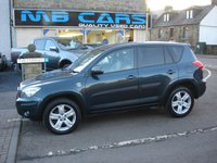 USED 2006 56 TOYOTA RAV4 2.2 T180 D-4D 5d 175 BHP 4 WHEEL DRIVE,FULL LEATHER,TURBO DIESEL