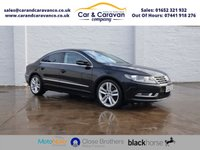 USED 2012 62 VOLKSWAGEN CC 2.0 GT TDI BLUEMOTION TECHNOLOGY 4d 168 BHP Full History New Cambelt NAV Buy Now, Pay Later Finance!