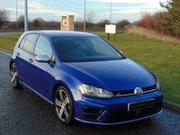 2016 VOLKSWAGEN GOLF 2.0 R DSG 5d AUTO 298 BHP £20490.00