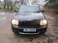 USED 2008 JEEP GRAND CHEROKEE 3.0 S LIMITED CRD V6 5d AUTO 215 BHP FSH JUST SERVICED LONG MOT
