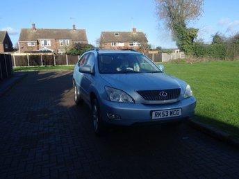 2003 LEXUS RX 3.0 300 SE 5d AUTO 202 BHP Trade Clearance! £2150.00