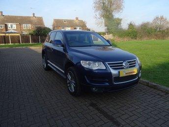 2007 VOLKSWAGEN TOUAREG 2.5 ALTITUDE DPF 5d AUTO 172 BHP £7990.00