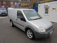 2006 FORD TRANSIT CONNECT 1.8 TURBO DIESEL T200 SHORT WHEEL BASE, FULL SERVICE HISTORY, !!! NO VAT TO PAY !!!! PREMIER VAN SALES 0161 429 8644 !!!! £1650.00