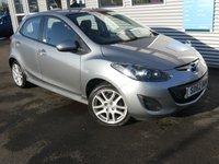 2012 MAZDA 2 1.3 TAMURA 5d 83 BHP £5480.00