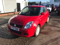 2007 SUZUKI SWIFT 1.3 GL 5d 91 BHP £SOLD