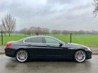 2012 BMW 6 SERIES 3.0 640D SE GRAN COUPE 4d AUTO 309 BHP £15995.00