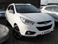 USED 2014 64 HYUNDAI IX35 1.6 GDI SE 5d 133 BHP ANY PART EXCHANGE WELCOME, COUNTRY WIDE DELIVERY ARRANGED, HUGE SPEC