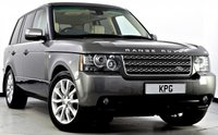 USED 2010 10 LAND ROVER RANGE ROVER 3.6 TD V8 Vogue 5dr Auto F/S/H (7 Stamps), Immaculate!