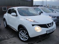 USED 2012 12 NISSAN JUKE 1.6 TEKNA 5d 117 BHP ANY PART EXCHANGE WELCOME, COUNTRY WIDE DELIVERY ARRANGED, HUGE SPEC