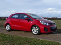 USED 2016 66 KIA RIO 1.2 1 AIR 5d 83 BHP