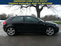 USED 2005 55 AUDI A3 2.0 TDI SPORT 3d 138 BHP Service History,Half Leather,Cruise Control,Cheap Auto,Low Mileage,Long MOT,