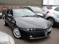 USED 2008 08 ALFA ROMEO 159 2.4 JTDM LUSSO QTRONIC 4d AUTO 196 BHP ANY PART EXCHANGE WELCOME, COUNTRY WIDE DELIVERY ARRANGED, HUGE SPEC