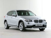 2015 BMW X1 2.0 XDRIVE18D XLINE 5d 141 BHP [4WD] £13320.00