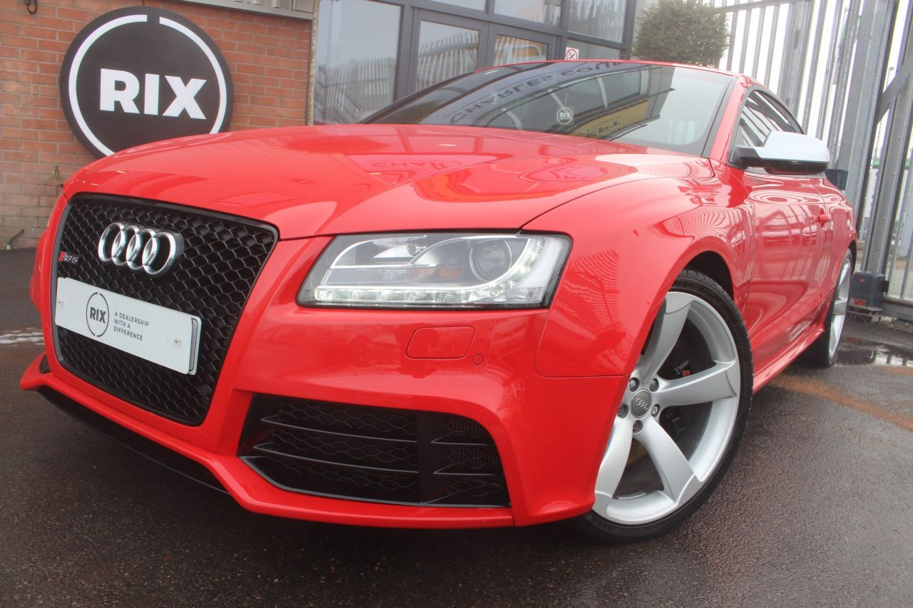 Used AUDI RS5 for sale