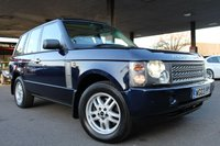 USED 2003 03 LAND ROVER RANGE ROVER 2.9 TD6 VOGUE 5d 175 BHP