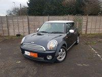2007 MINI HATCH ONE 1.4 ONE 3d 94 BHP £2495.00