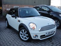 2008 MINI HATCH COOPER 1.6 COOPER D 3d 108 BHP £2480.00