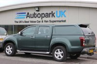 USED 2015 15 ISUZU D-MAX 2.5 TD YUKON DCB 4d 164 BHP LOW DEPOSIT OR NO DEPOSIT FINANCE AVAILABLE