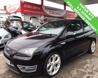 USED 2006 56 FORD FOCUS 2.5 ST-3 3d 225 BHP F.S.H