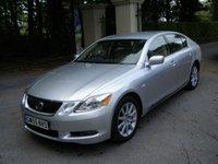 2006 LEXUS GS 3.0 300 SE 4d AUTO 245 BHP £3395.00