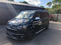 USED 2017 67 VOLKSWAGEN TRANSPORTER VW T6 Transporter 150ps DSG Highline Custom Kombi Finance arranged with HP up to ten years and low deposits available