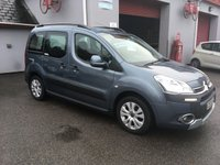 USED 2013 13 CITROEN BERLINGO MULTISPACE 1.6 HDI XTR 5d 91 BHP ONE LOCAL OWNER, SERVICE HISTORY, AIR CONDITIONING