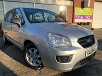 2009 KIA CARENS 2.0 S 5STR 5d 142 BHP £2495.00
