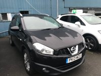 2013 NISSAN QASHQAI 1.6 TEKNA IS DCIS/S 5d 130 BHP £SOLD