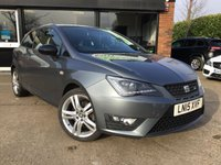 2015 SEAT IBIZA 1.4 CUPRA TSI DSG 3d AUTO 180 BHP £11000.00