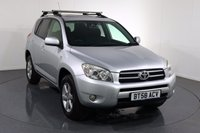 USED 2009 58 TOYOTA RAV4 2.2 XT-R D-4D 5d 135 BHP 2 OWNERS From New