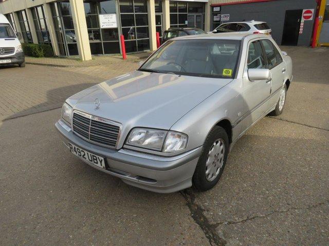 1998 MERCEDES-BENZ C CLASS 1.8 C180 ELEGANCE 121 BHP AUTOMATIC PETROL CAR