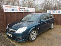 USED 2007 07 VAUXHALL VECTRA 1.9 ELITE CDTI 16V 5d AUTO 151 BHP FINANCE AVAILABLE FROM £21 PER WEEK OVER TWO YEARS - SEE FINANCE LINK FOR DETAILS