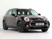 2016 MINI CLUBMAN 2.0 COOPER S ALL4 5d AUTO 189 BHP [4WD] [CHILI PACK] £17495.00