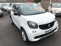 2015 SMART FORFOUR 1.0 PASSION 5d 71 BHP £5499.00