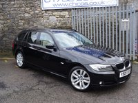 2009 BMW 3 SERIES 2.0 320D SE BUSINESS EDITION TOURING 5d 175 BHP £6299.00