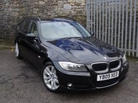 USED 2009 09 BMW 3 SERIES 2.0 320D SE BUSINESS EDITION TOURING 5d 175 BHP