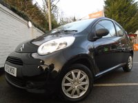 USED 2012 12 CITROEN C1 1.0 VTR PLUS 3d 68 BHP GUARANTEED TO BEAT ANY 'WE BUY ANY CAR' VALUATION ON YOUR PART EXCHANGE
