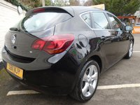 USED 2011 11 VAUXHALL ASTRA 1.6 SRI 5d 113 BHP GUARANTEED TO BEAT ANY 'WE BUY ANY CAR' VALUATION ON YOUR PART EXCHANGE