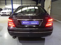 USED 2012 62 MERCEDES-BENZ C CLASS 2.1 C220 CDI BlueEFFICIENCY SE (Executive) 4dr