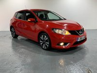 USED 2016 66 NISSAN PULSAR 1.5 N-CONNECTA DCI 5d 110 BHP