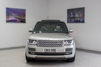 USED 2013 13 LAND ROVER RANGE ROVER 4.4 SDV8 VOGUE SE 5d AUTO 339 BHP JUNE 2020 MOT & Just Been Serviced