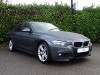 2014 BMW 3 SERIES 2.0 320D M SPORT 4d 181 BHP £12590.00